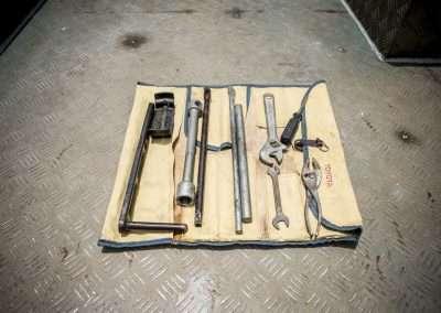 Toyota Hilux LN65 tool set