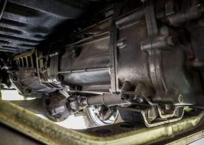 Toyota Hilux LN65 transmission 1