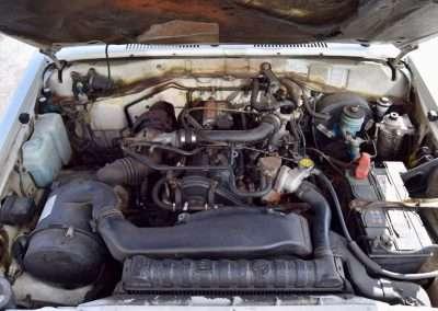 1988 Toyota Land Cruiser LJ70 engine 1