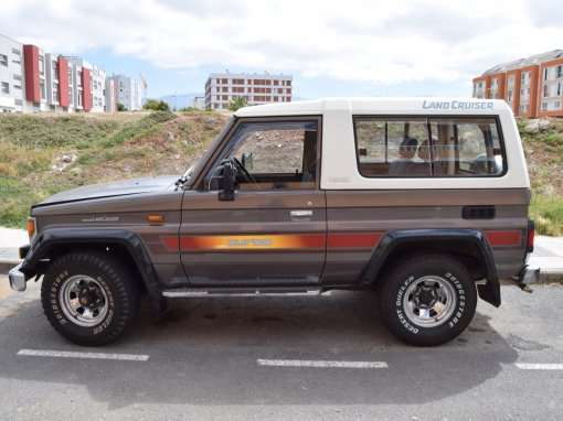 1989 Toyota Land Cruiser LJ73 LX