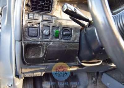 T HDJ80 Ju Interior 3