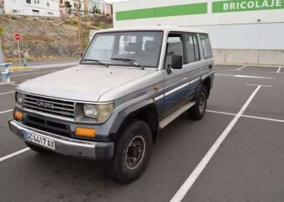 Toyota Land Cruiser LJ77 LX