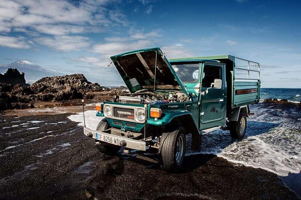 1981 Toyota Land Cruiser BJ45