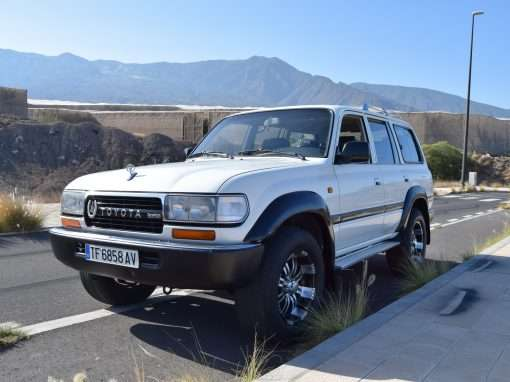 1992 Toyota Land Cruiser HDJ80 GX