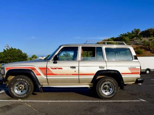 1988 Toyota Land Cruiser HJ61 GX