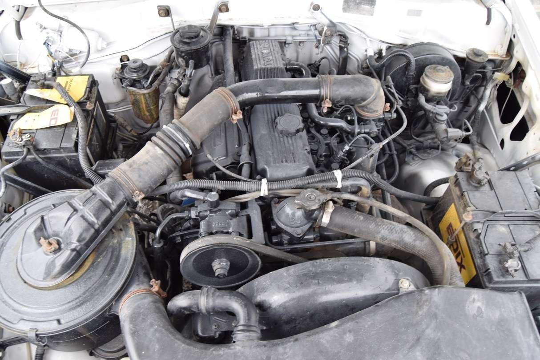 1989 Toyota Land Cruiser BJ73 - CANARY ISLAND ROVER
