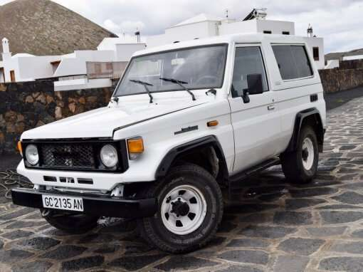 1989 Toyota Land Cruiser BJ73