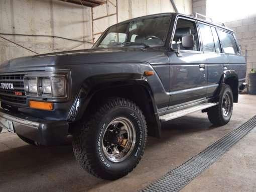 1990 TOYOTA LAND CRUISER HJ61 GX