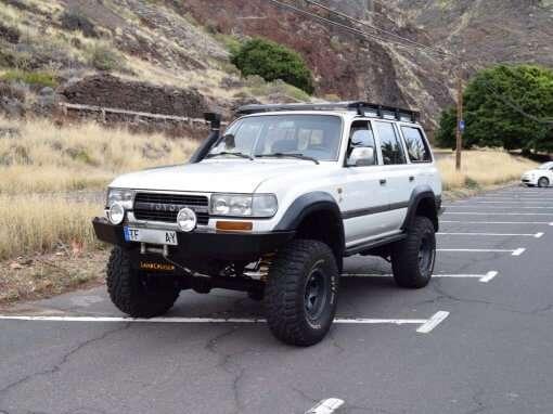 1994 Toyota Land Cruiser HDJ80 GX