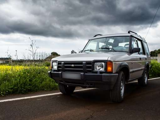 1993 Land Rover Discovery 200Tdi