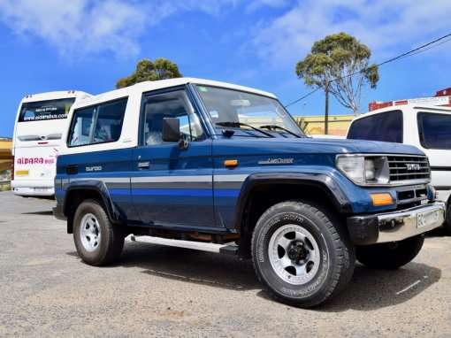 1994 Toyota Land Cruiser LJ73 LX