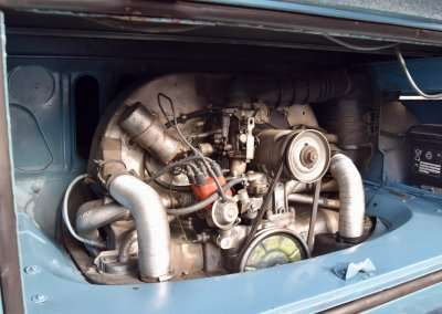 1971 VOlkswagen Doka Engine 0138