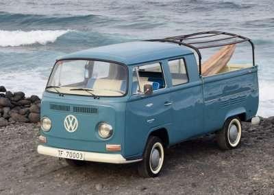 1971 VOlkswagen Doka Exterior 01