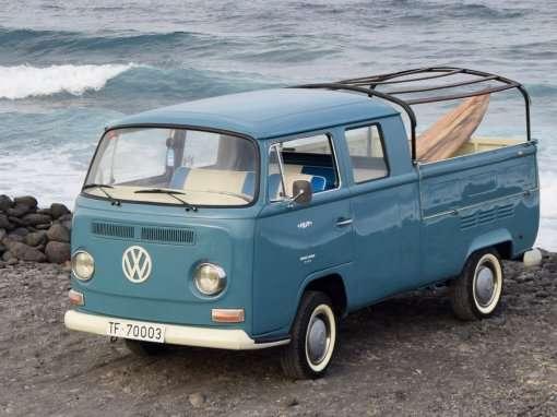 1971 Volkswagen T2a Doka