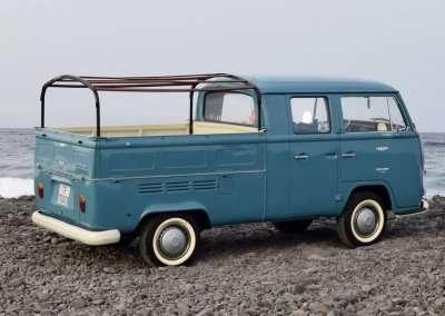 1971 VOlkswagen Doka Exterior 011