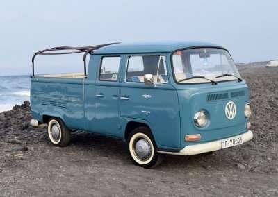 1971 VOlkswagen Doka Exterior 014