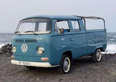 1971 VOlkswagen Doka Exterior 03