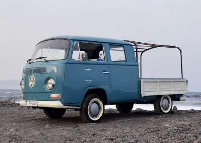 1971 VOlkswagen Doka Exterior 034