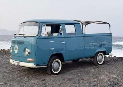 1971 VOlkswagen Doka Exterior 04