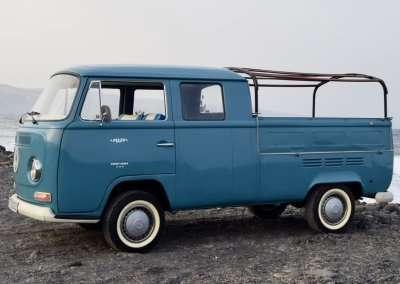 1971 VOlkswagen Doka Exterior 05