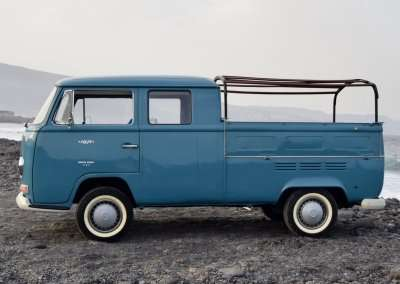 1971 VOlkswagen Doka Exterior 06