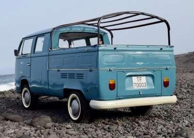 1971 VOlkswagen Doka Exterior 07