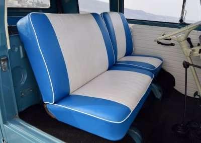 1971 VOlkswagen Doka Interior 0111