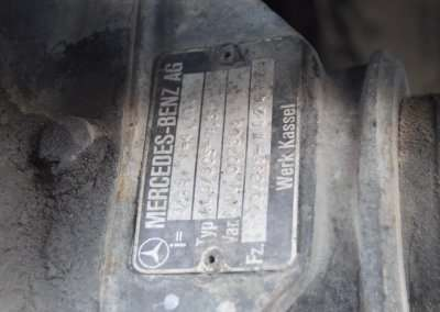 1990 Mercedes Benz 300GD W463