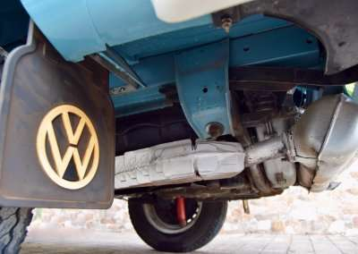 1971 Volkswagen Doka 1019 Engine 19