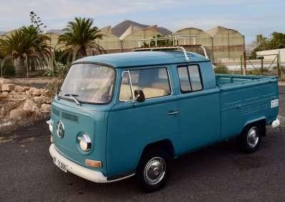 1971 Volkswagen Doka 1019 Exterior 10