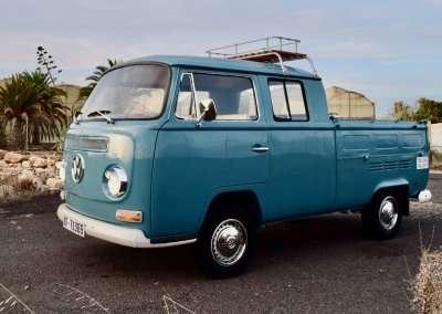 1971 Volkswagen Doka 1019 Exterior 11