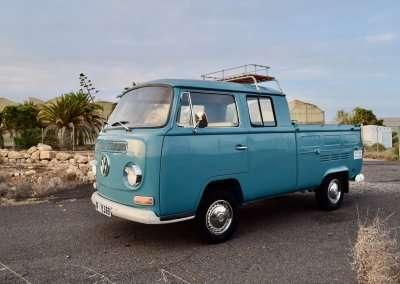 1971 Volkswagen Doka 1019 Exterior 12