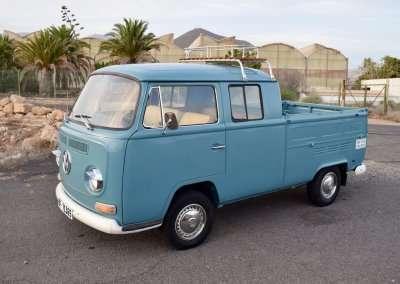 1971 Volkswagen Doka 1019 Exterior 13