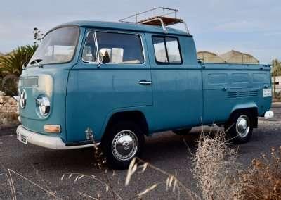 1971 Volkswagen Doka 1019 Exterior 15