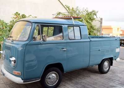 1971 Volkswagen Doka 1019 Exterior 16