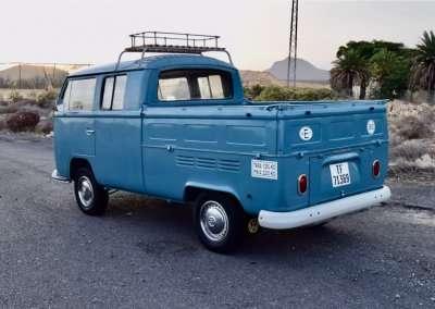 1971 Volkswagen Doka 1019 Exterior 17