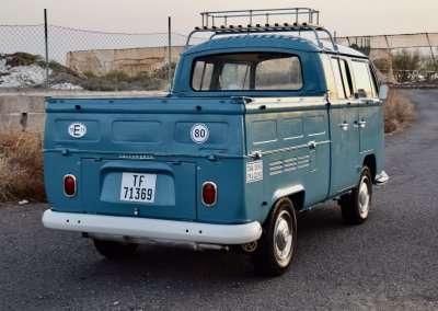 1971 Volkswagen Doka 1019 Exterior 19