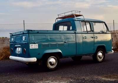 1971 Volkswagen Doka 1019 Exterior 20