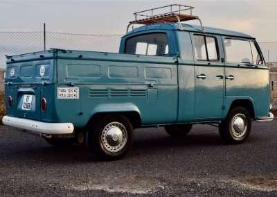 1971 Volkswagen Doka 1019 Exterior 21