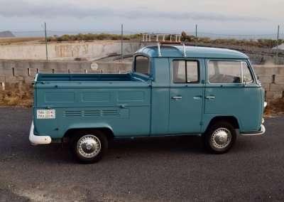 1971 Volkswagen Doka 1019 Exterior 22