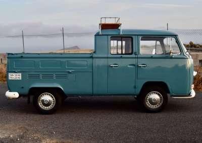 1971 Volkswagen Doka 1019 Exterior 23
