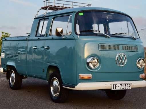 1971 Volkswagen T2a Doka (Transporter)