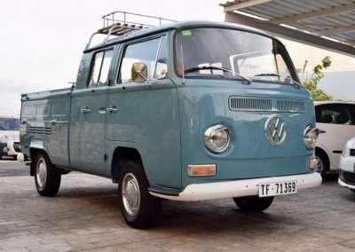 1971 Volkswagen Doka 1019 Exterior 24