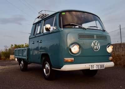 1971 Volkswagen Doka 1019 Exterior 26