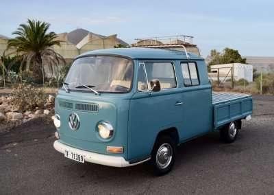 1971 Volkswagen Doka 1019 Exterior 31