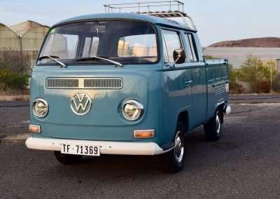 1971 Volkswagen Doka 1019 Exterior 5