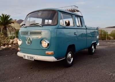 1971 Volkswagen Doka 1019 Exterior 6