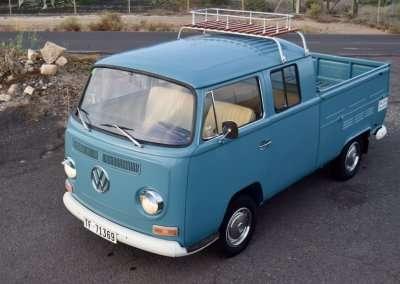 1971 Volkswagen Doka 1019 Exterior 7
