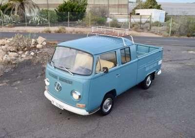 1971 Volkswagen Doka 1019 Exterior 8