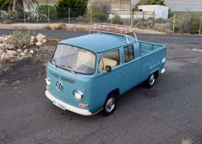 1971 Volkswagen Doka 1019 Exterior 9